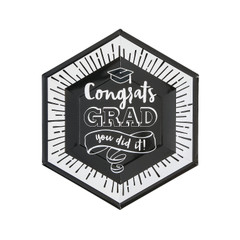 Graduation Plates, Large