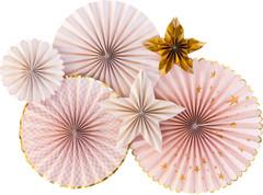Pinwheels, Baby Pink