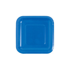 Cobalt Blue Plates, Small
