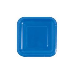 Cobalt Blue Plates, Small