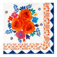Boho Spice Floral Napkins