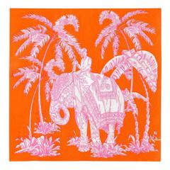 Boho Spice Elephant Napkins