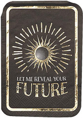 Reveal your future, Napkin