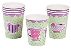 Tea for Two Party Cups