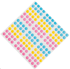 Lollipop Lane Beverage Napkins