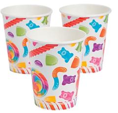 Lollipop Lane Beverage Cups