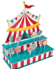 Circus Under the Big Top Lollipop / Cakepop Stand