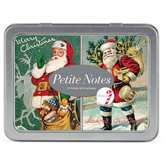 Vintage Christmas Petite Note Cards