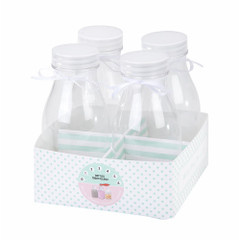 Mini Milk Bottles