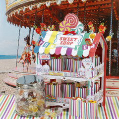 Sweet Shop Treat Stand