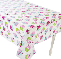 [SALE] Birthday Bakery Tablecloth