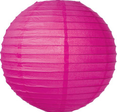 Pretty Paper Lanterns, Hot Pink