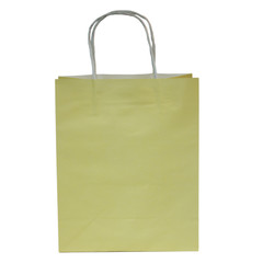 Party Bag, Yellow, Large