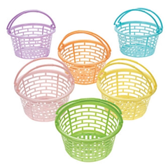 Pretty Pastel Baskets