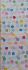 Tissue Paper, Polka Dots