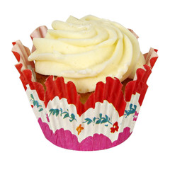 [SALE] Tulip Cupcake Wrappers, Red
