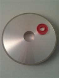 "6"" x 1/2"" Bench Grinder Replacement Wheel - 240g Diamond"