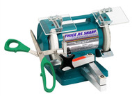 Twice as Sharp Scissor Sharpener