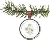 Holiday Ornament Edelweiss