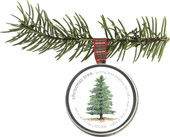 Holiday Ornament Yule Tree