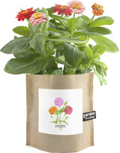 Garden-in-a-bag Mom