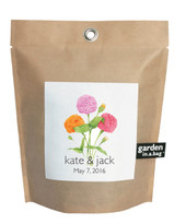 Wedding Garden in a Bag | Click to View More Options