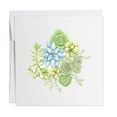 Sedum Note Card