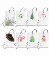 Holiday Gift Tag Set