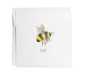 Bee Mine Note Card