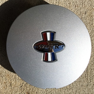 This is an argent Pony R Parts, Pony R Wheel cap.  The finish is factory silver or argent.  Fits  Pony R wheels, and OEM Mustang pony wheels.  Excellent fit and finish!