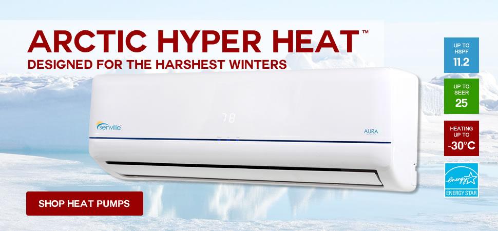 Mini Split Air Conditioners - Mini Split Heat Pumps
