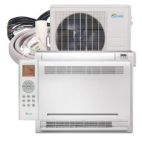 12000 BTU Floor Console Air Conditioner - Heat Pump - SENA/12HF/IF
