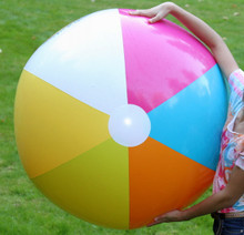 "48"" 6 Color VBS Beach Ball"