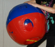 "26"" Tupperware ""Shape-O-Ball"" Beach Ball"
