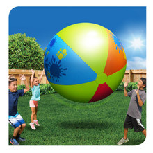 "66"" Banzai SPLASH Beach Ball"