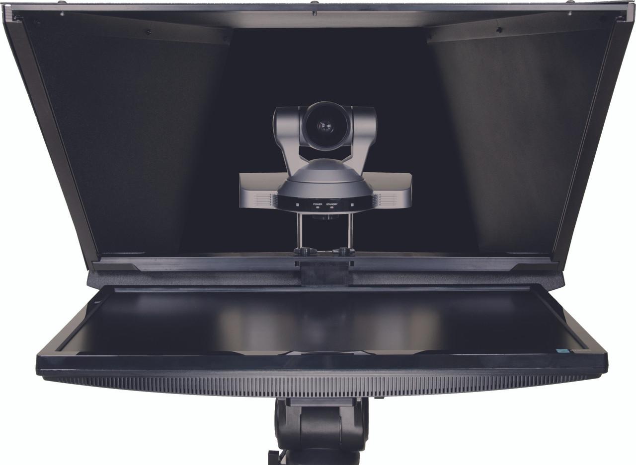 Robo Main Camera inside  Robotic and PTZ Camera Broadcast and Studio Teleprompter