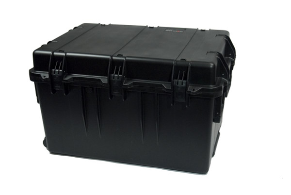 Prompter People - CASE-HS3075C - Heavy Duty Teleprompter Hardcase, Configured - Closed
