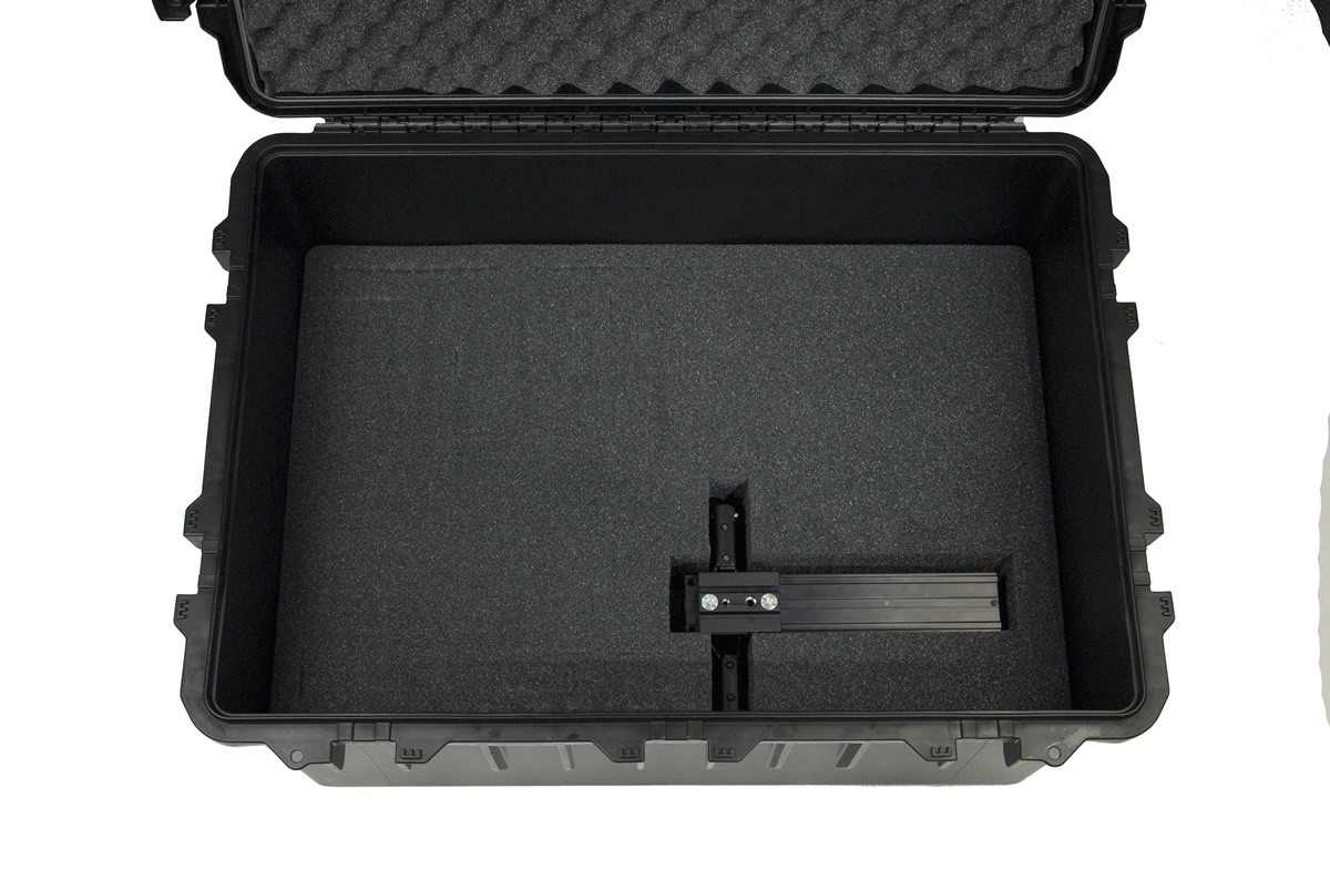 CASE-HS3075 - Heavy Duty Teleprompter Hardcase, Not Configured - PrompterPeople - OPENED