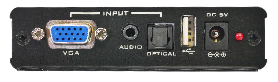 Prompter People VGA Reversing Box VGA-REV Inputs A