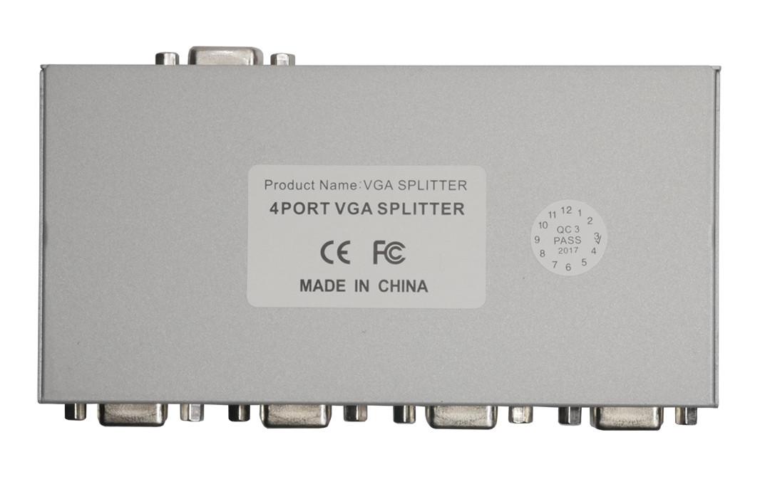 VGA Splitter Bottom