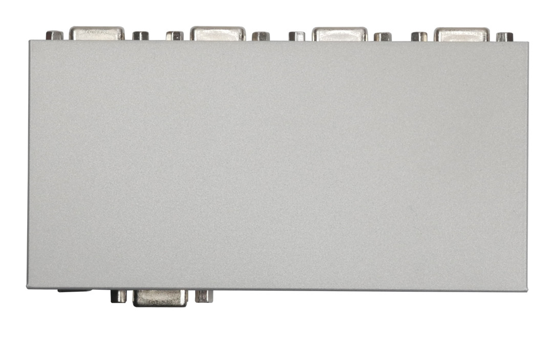 VGA Distribution Amplifier - Top