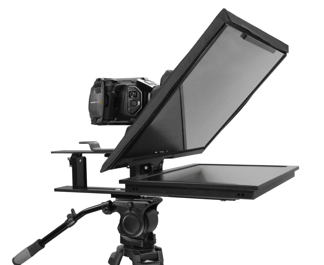 Q-Gear Pro Large Camera Teleprompter
