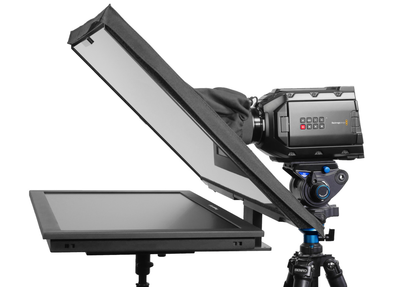 """QGear Pro Free Stand 24"""" HighBright Side"""
