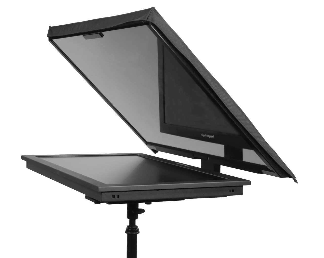 """QGear Pro Free Stand 24"""" HighBright Solo Angled B"""