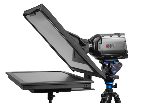 """QGear Pro Free Stand 19"""" HighBright Angled"""