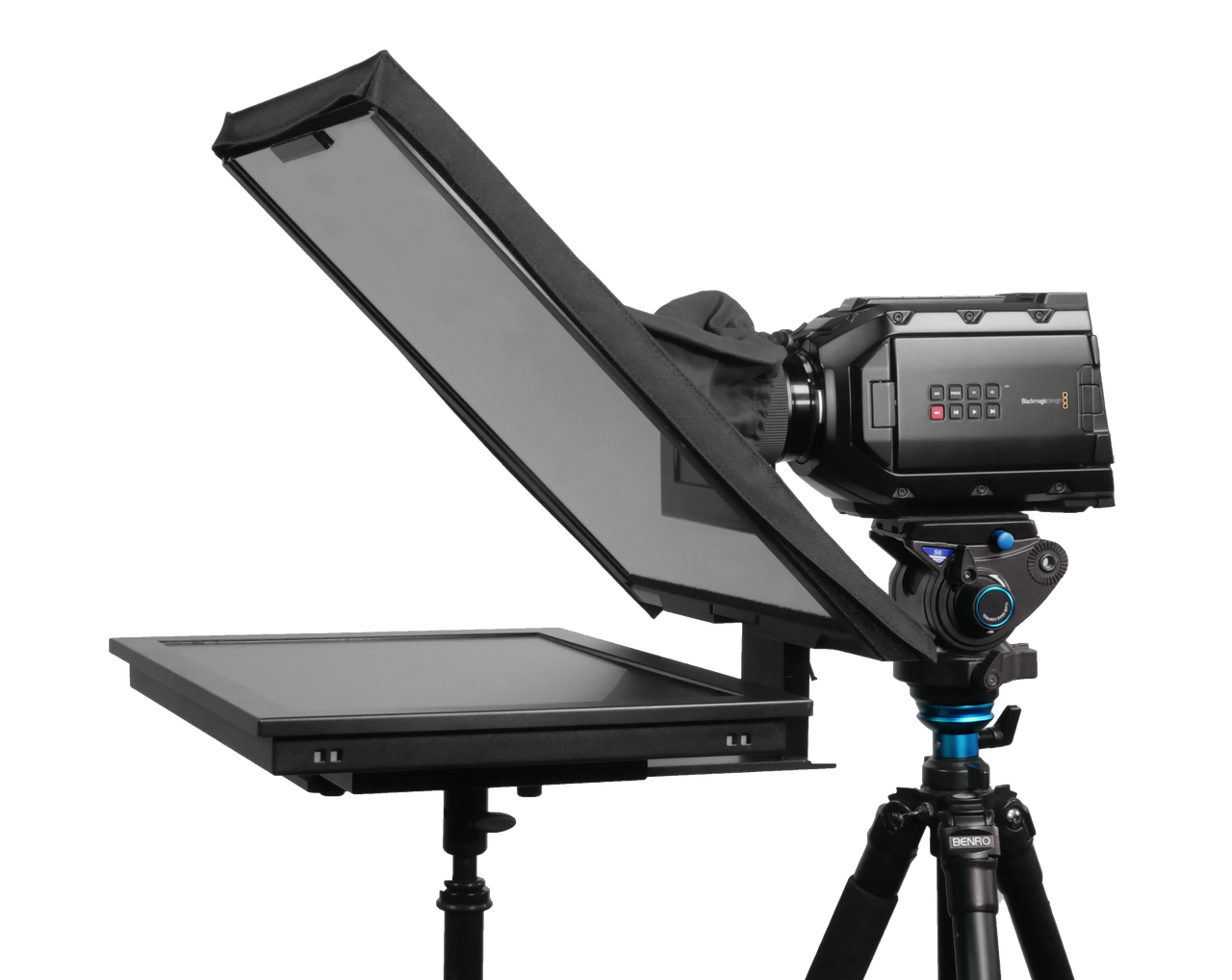 """QGear Pro Free Stand 17"""" HB Angled"""