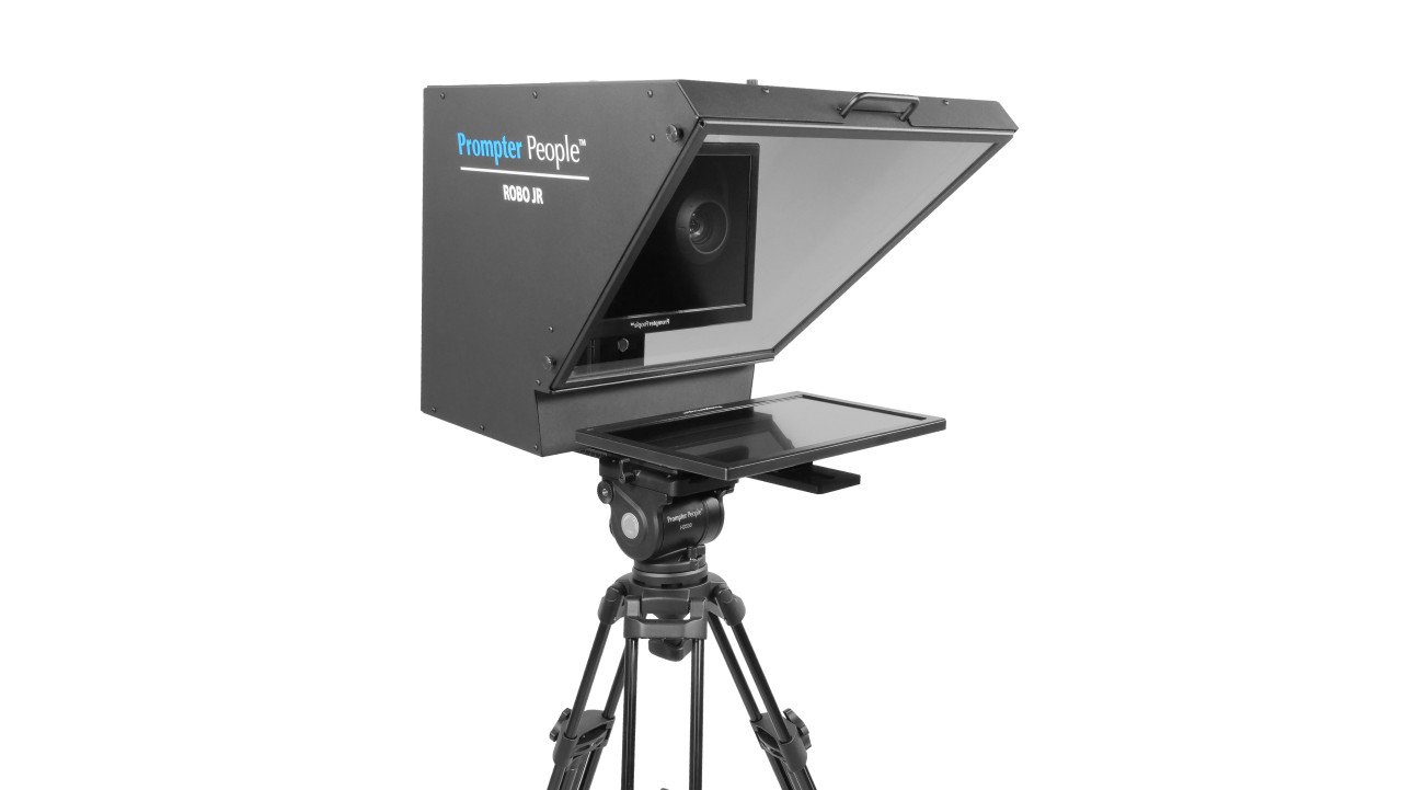 Robo Jr 15.6 HD-SDI - HDMI PTZ Teleprompter