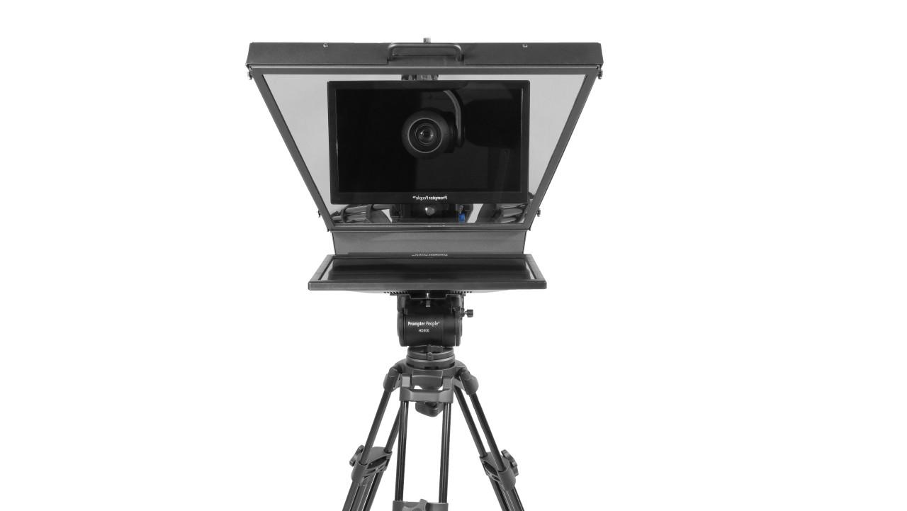 Robo Jr 15.6 HD-SDI - HDMI PTZ Teleprompter - Face