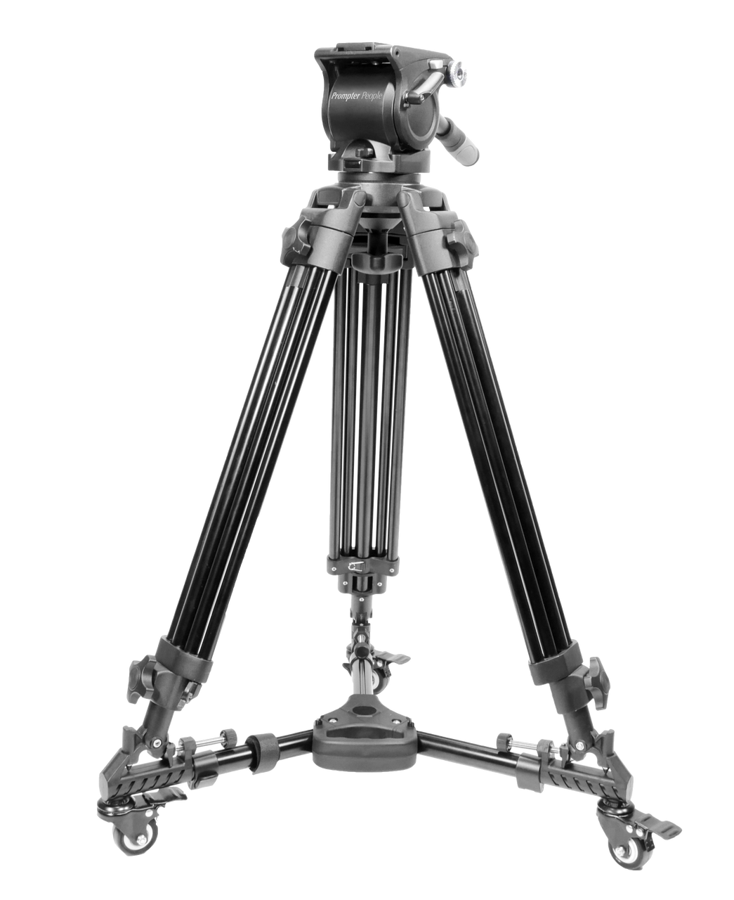 PrompterPeople Heavy Duty Tripod with Casters