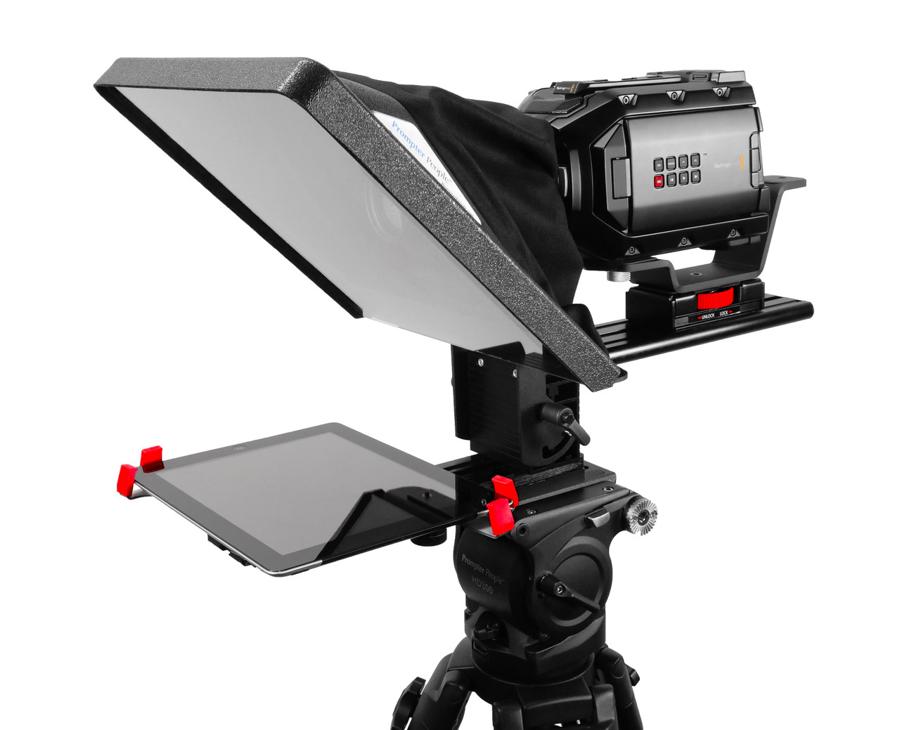 "Flex Plus 12"" iPad Pro Teleprompter"